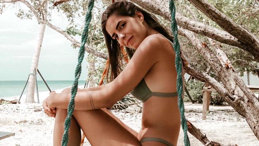 María Levy fotos bikini video