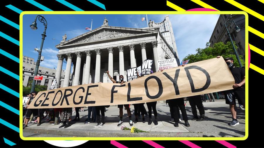George Floyd manifestaciones