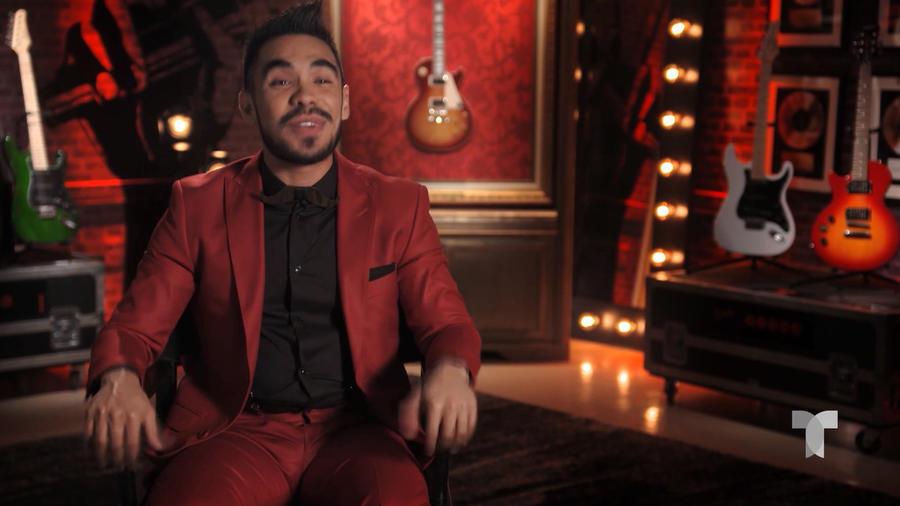 Jimmy Rodriguez en la receta perfecta de La Voz US 2