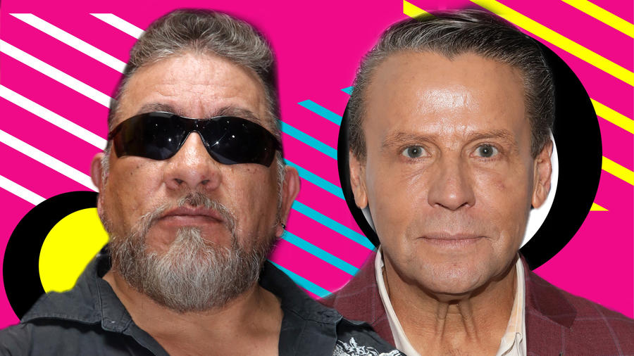 Carlos Trejo y Alfredo Adame