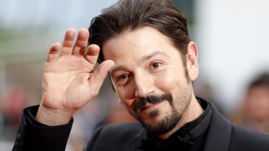 Diego Luna en el festival de cine de Cannes.