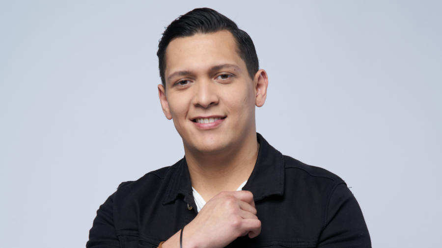 Aaron Barrios, finalista de El Comeback Stage