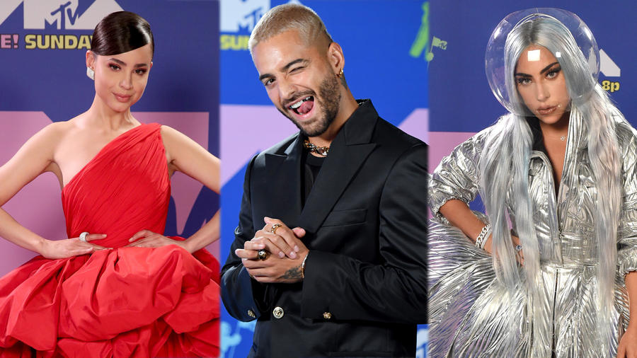 Moda MTV VMAs 2020