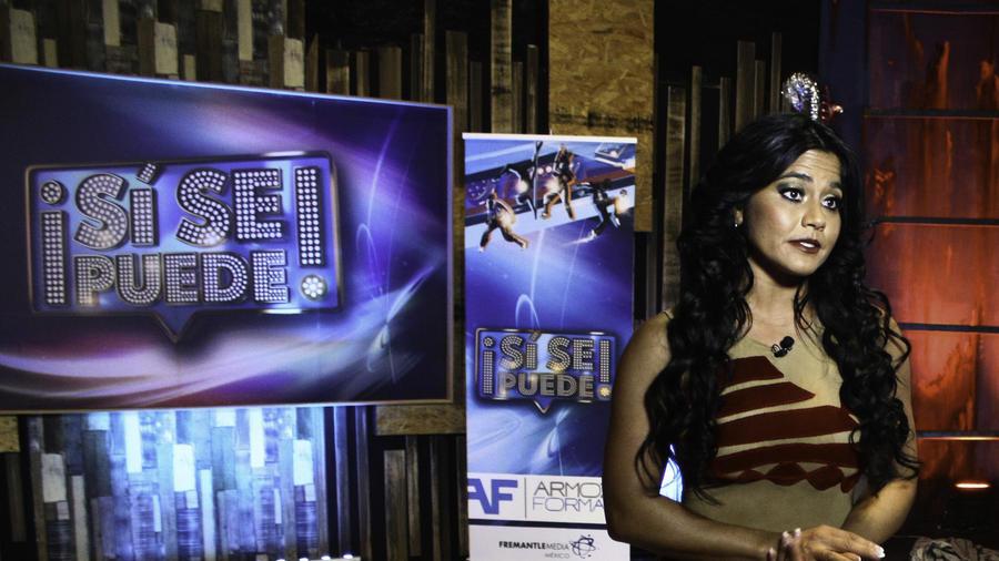 Maripily Rivera en entrevista en el show 4 de Sí Se Puede