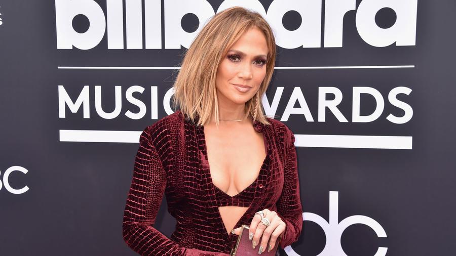 Jennifer Lopez en Billboard Music Awards 2018