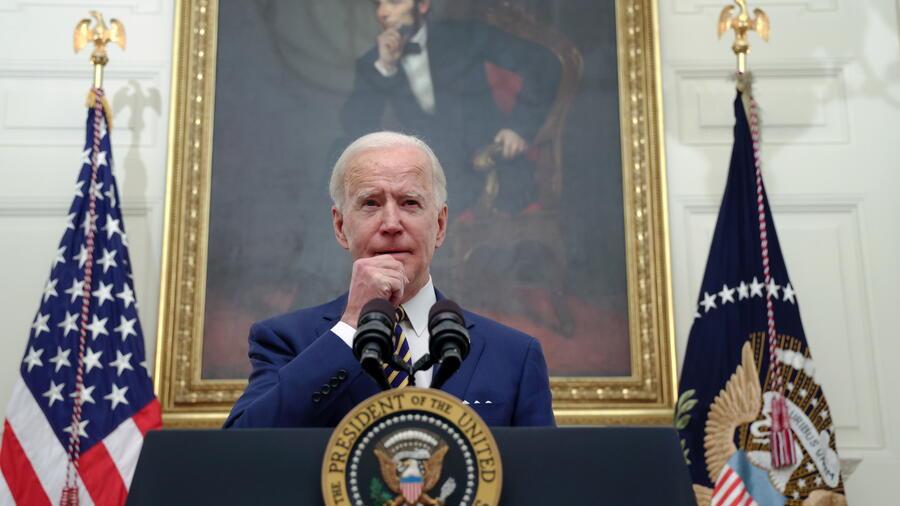 El presidente, Joe Biden.