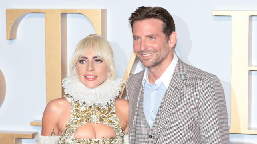 "Lady Gaga y Bradley Cooper, de ""A Star is Born"""