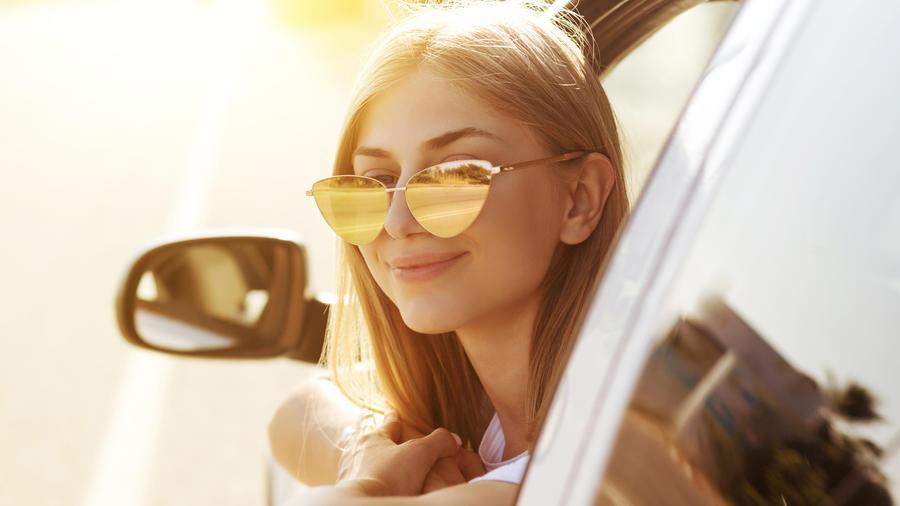Lentes de sol para mujer