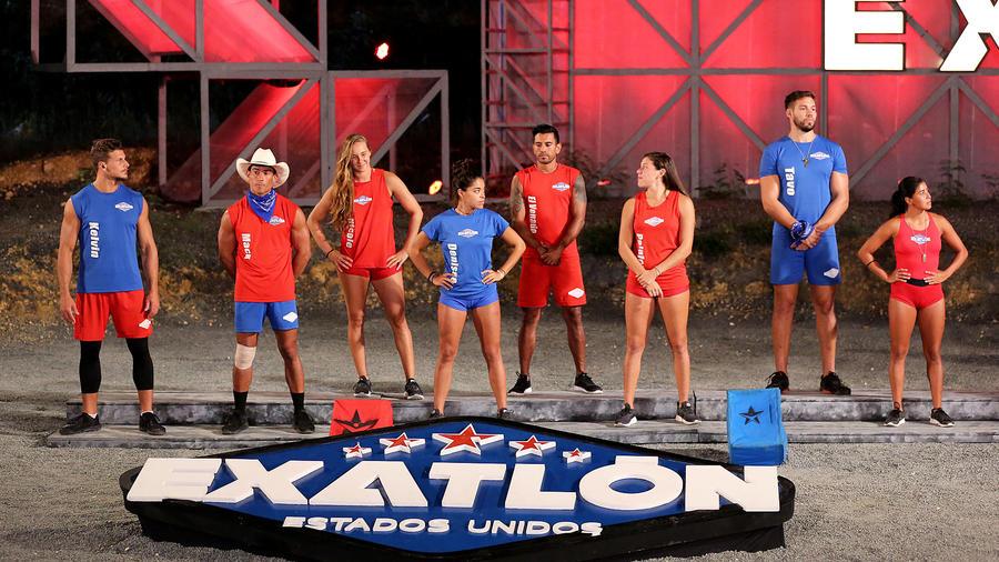 Los ocho finalistas en la Mina