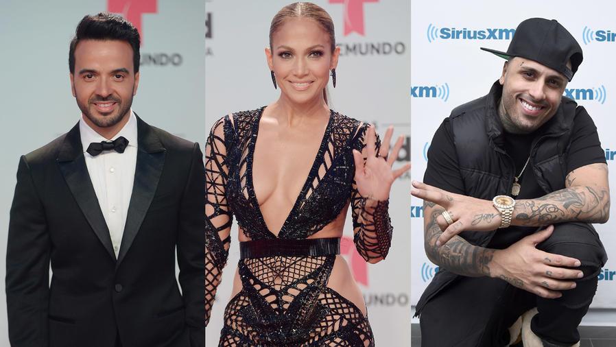 Luis Fonsi, Jennifer Lopez, Nicky Jam