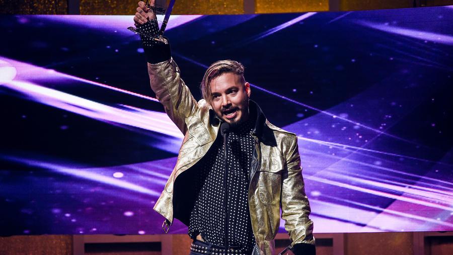 J Balvin - Ganador Premios Billboard 2017
