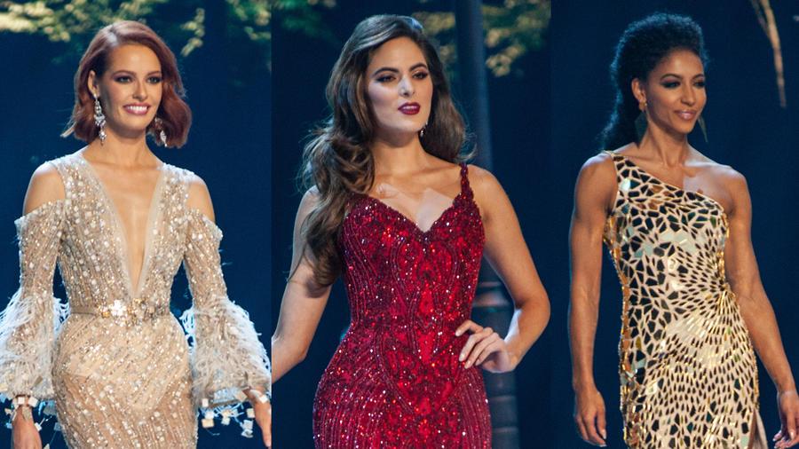 Miss Universo 2019 traje típico 10 finalistas