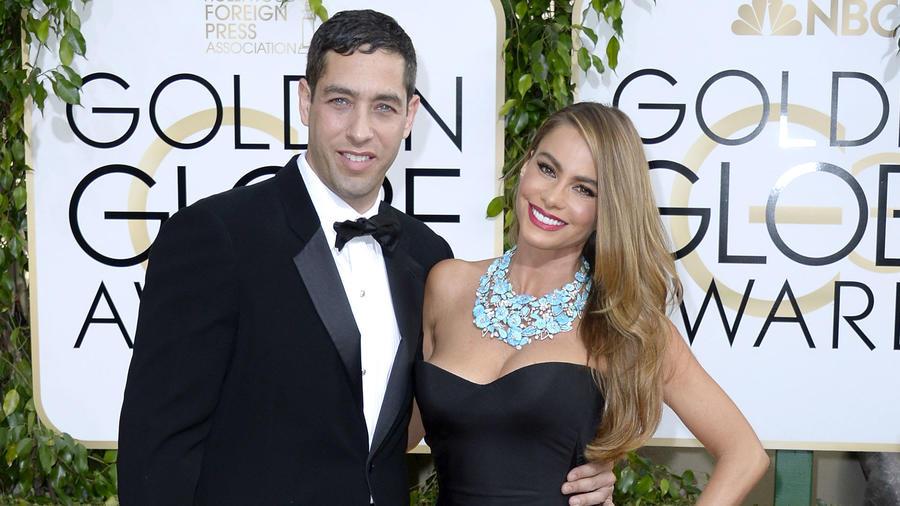 Sofía Vergara y su exprometido Nick Loeb