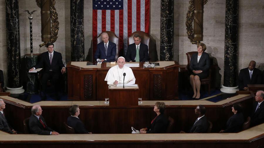 papa congreso