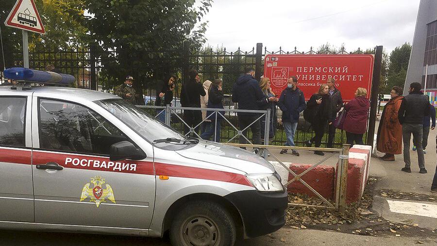 Universidad Estatal de Perm
