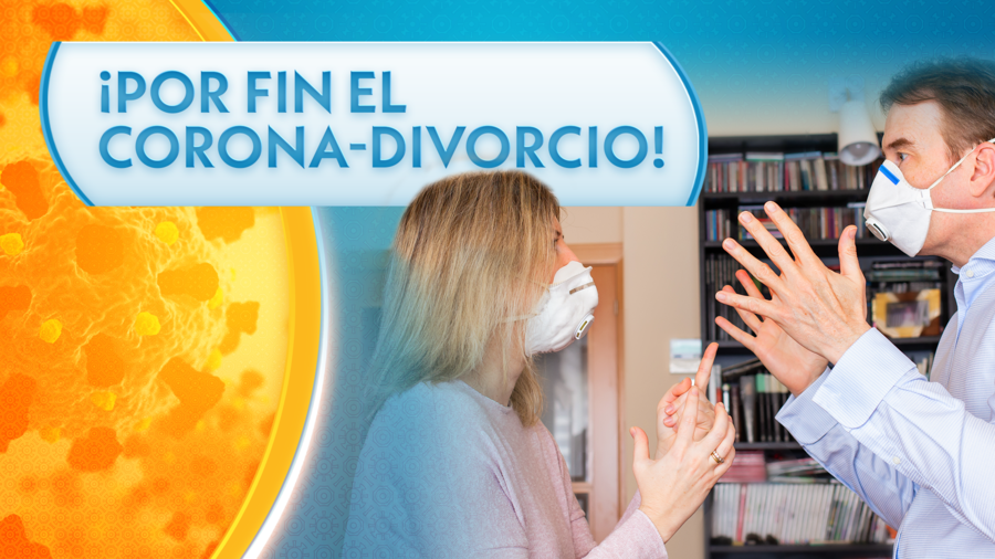 Corona-Divorcio