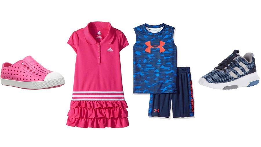 Prendas de moda para niños ideales para el verano