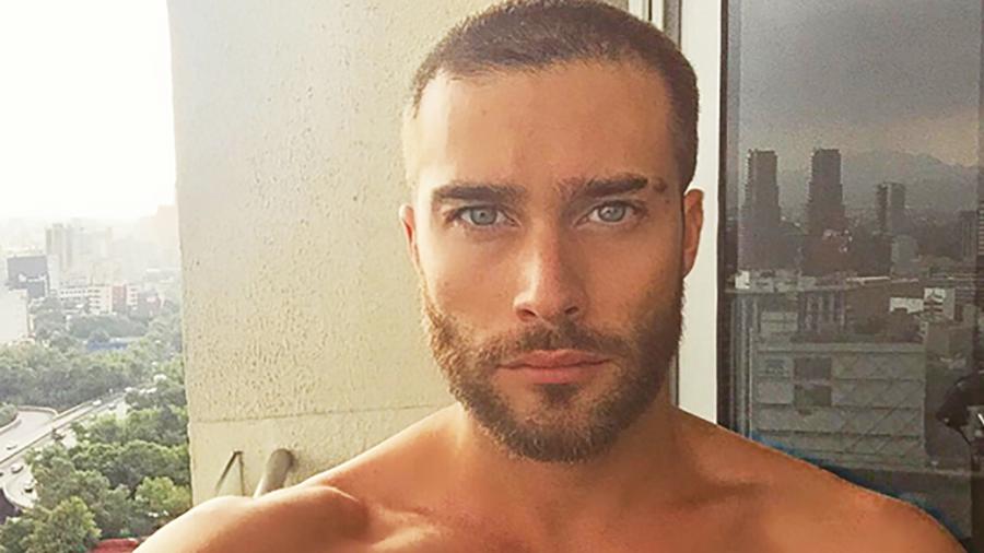 Rodrigo Guirao - Selfie - Instagram