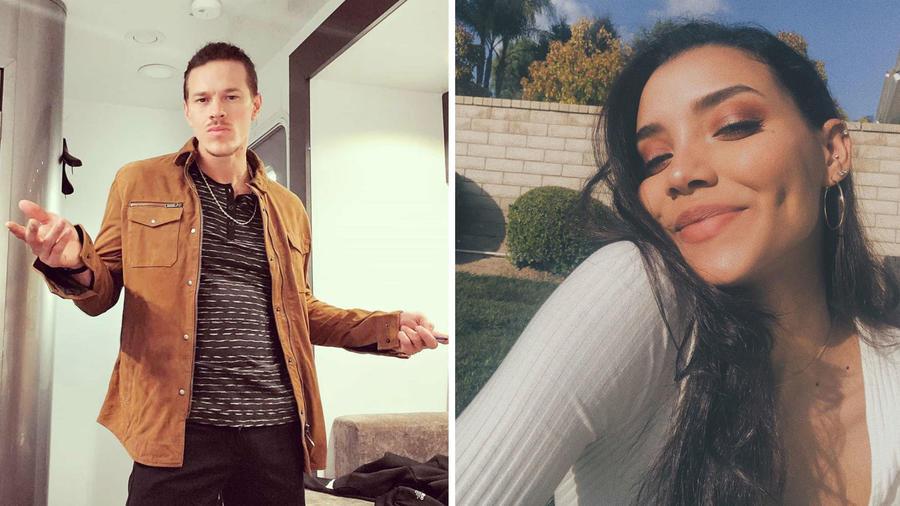 Ryan Dorsey y Nickayla Rivera