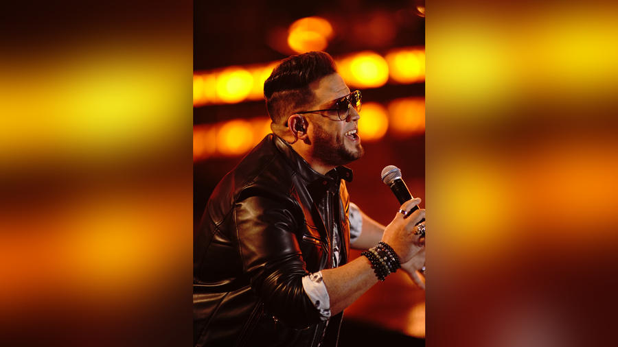 Sammy Colon en la gran final de La Voz US 2