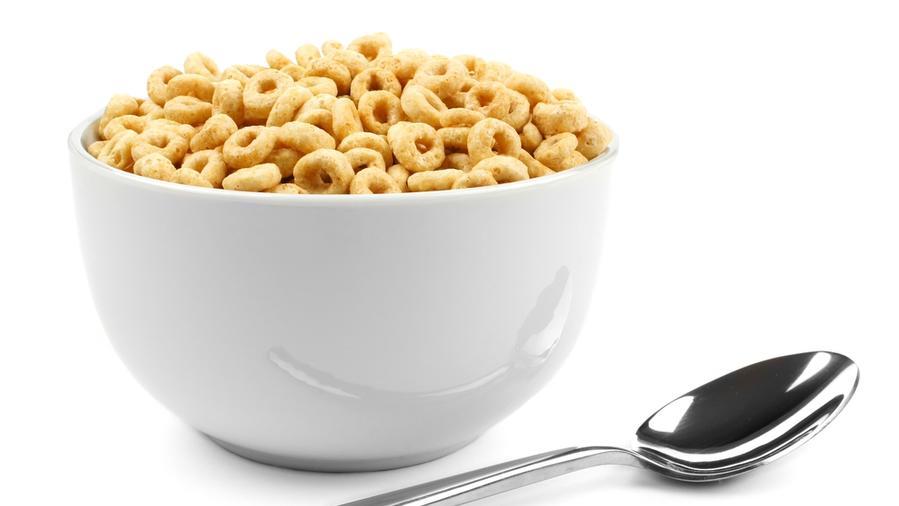Cereal integral en taza