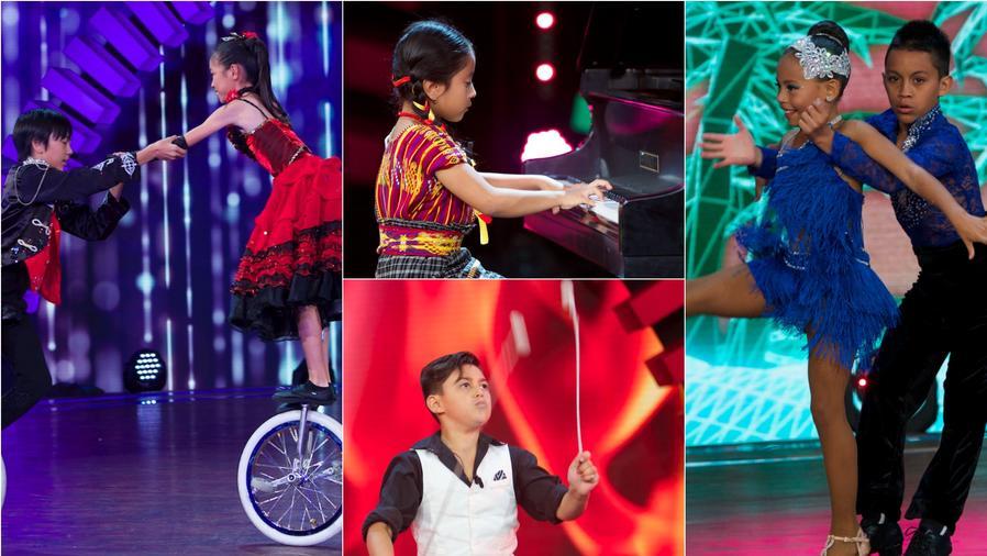 Presentaciones de Siempre Niños show 10