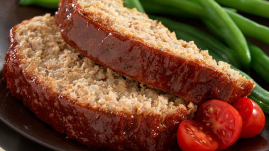 Recetas de cocina: Meatlof o Pastelón de Carne