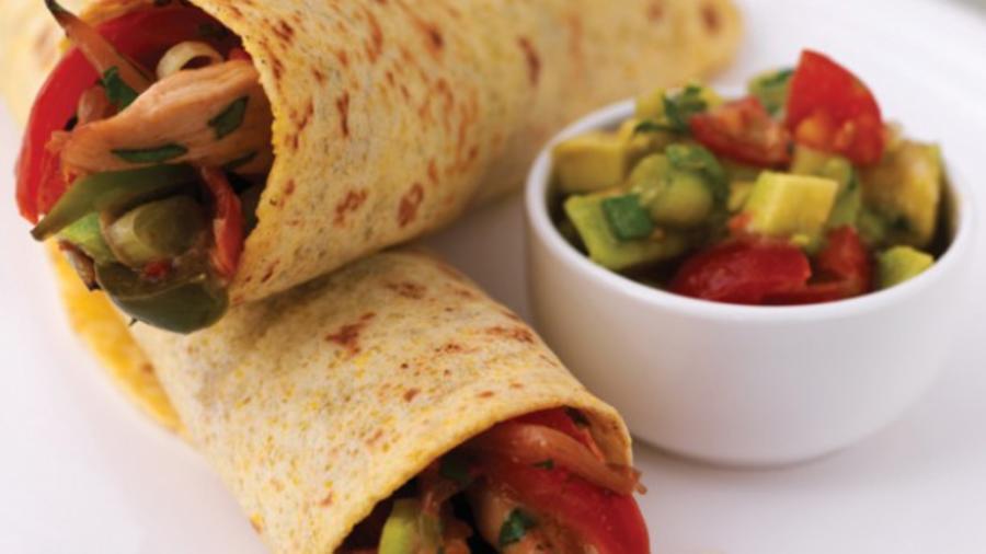 Recetas de cocina: cómo hacer Fajitas Mixtas