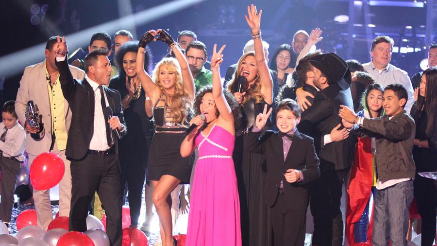 La gran final de La Voz Kids