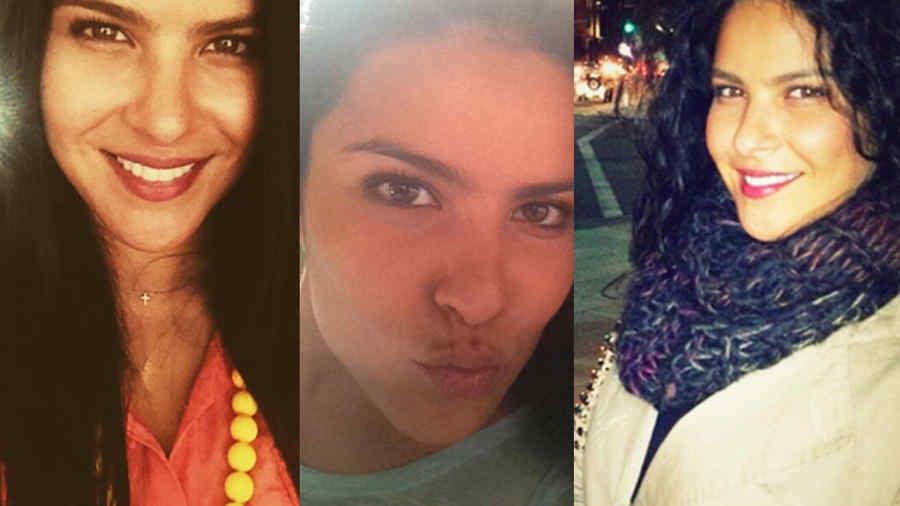 Litzy Domínguez y sus selfies