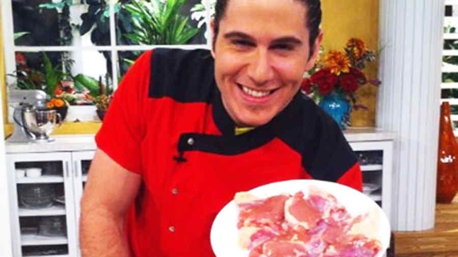 El chef James nos muestra sus mejores recetas