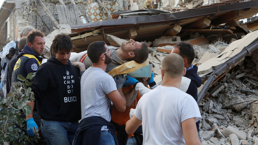 sobreviviente terremoto