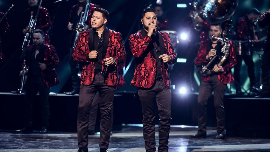 Banda MS de Sergio Lizárraga - Latin American Music Awards 2016
