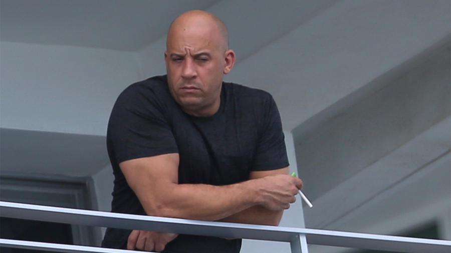 Vin Diesel en Miami.