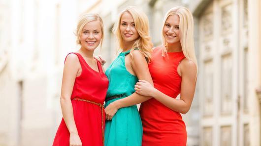 Mujeres bonitas de estonia