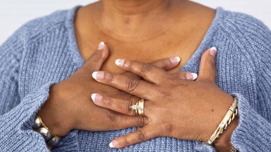 Dolor en el torax derecho al respirar