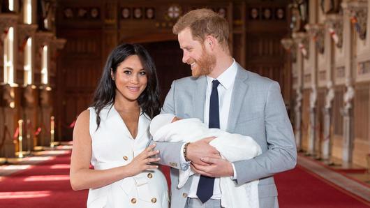 Resultado de imagen de Meghan Markle y el príncipe Enrique despiden a todo su personal en Londres