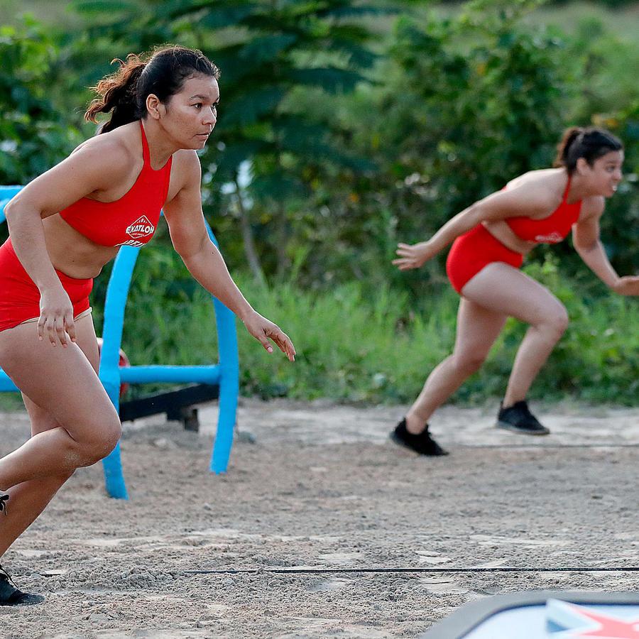 Karely frente a Mónica Márquez en duelo de eliminación