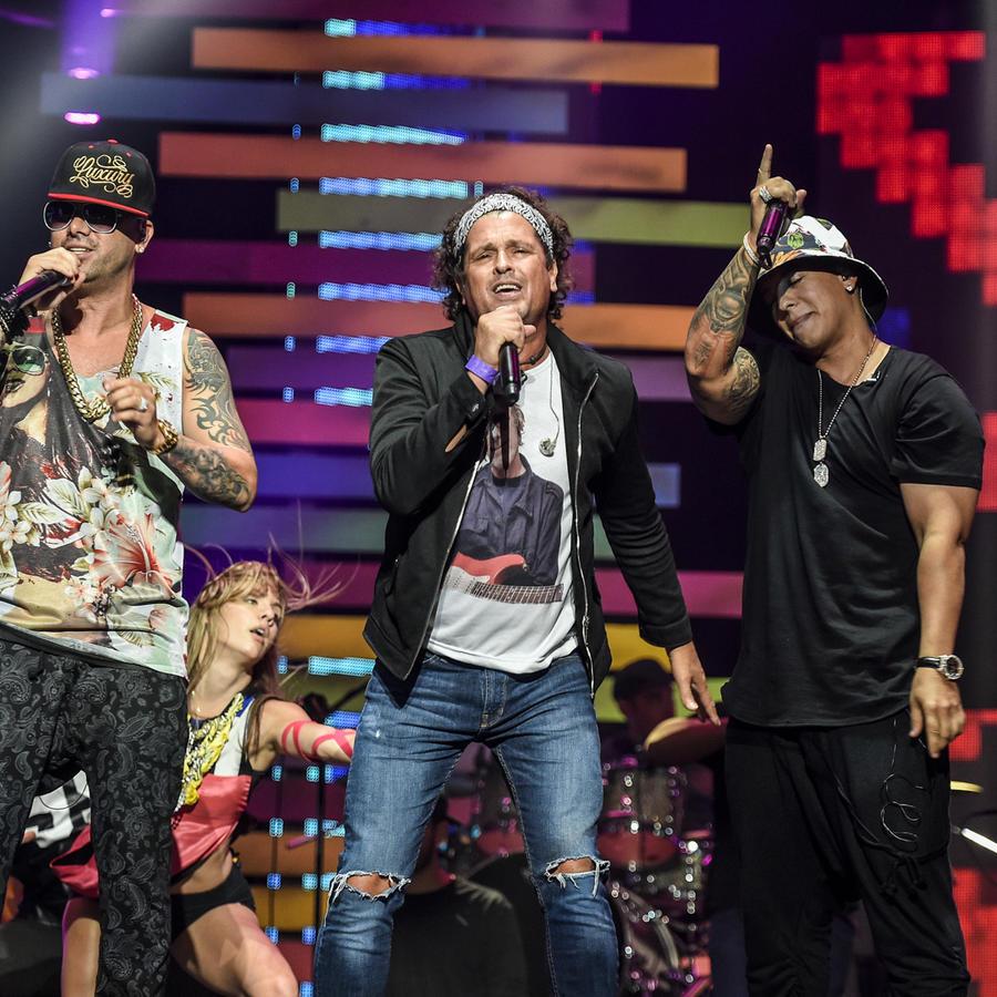 Daddy Yankee, wisin, carlos vives, premios billboard 2015