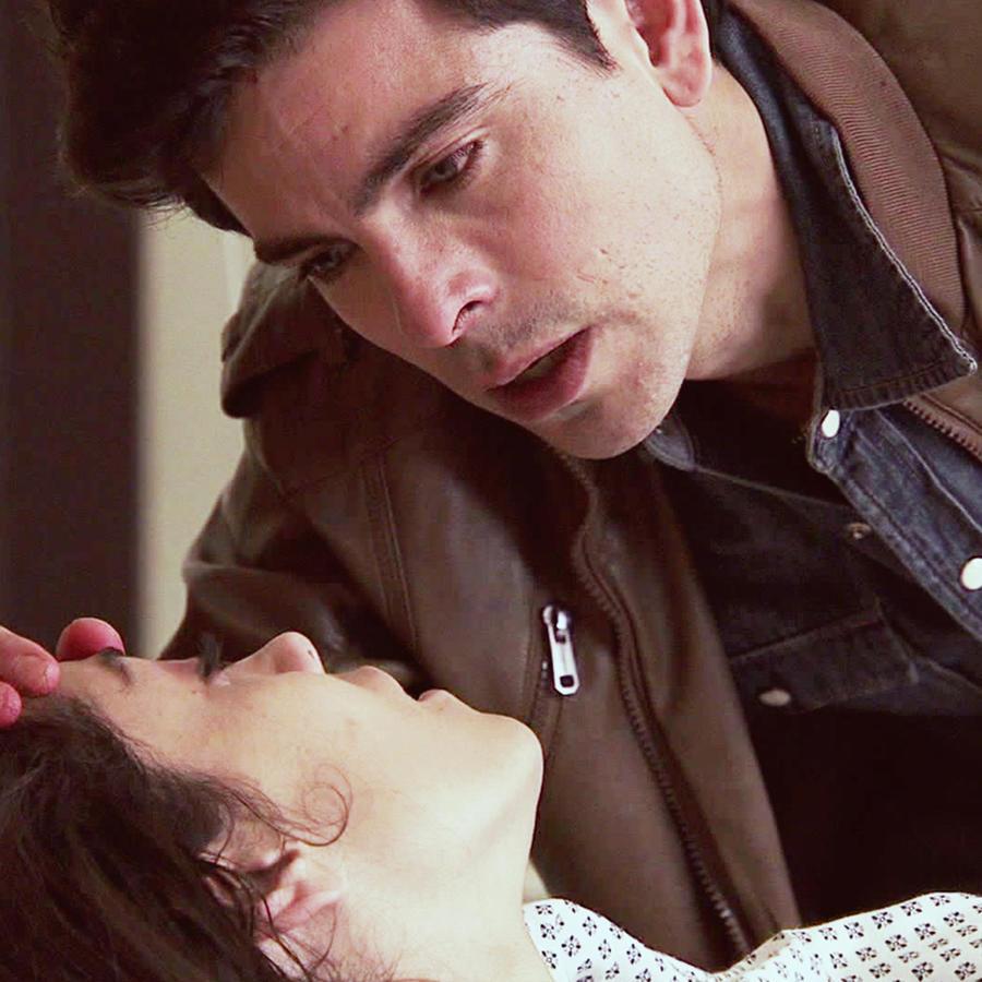 Jorge Luis Moreno, Alejandra Toussaint, llorando, El Señor de los Cielos Tercera Temporada