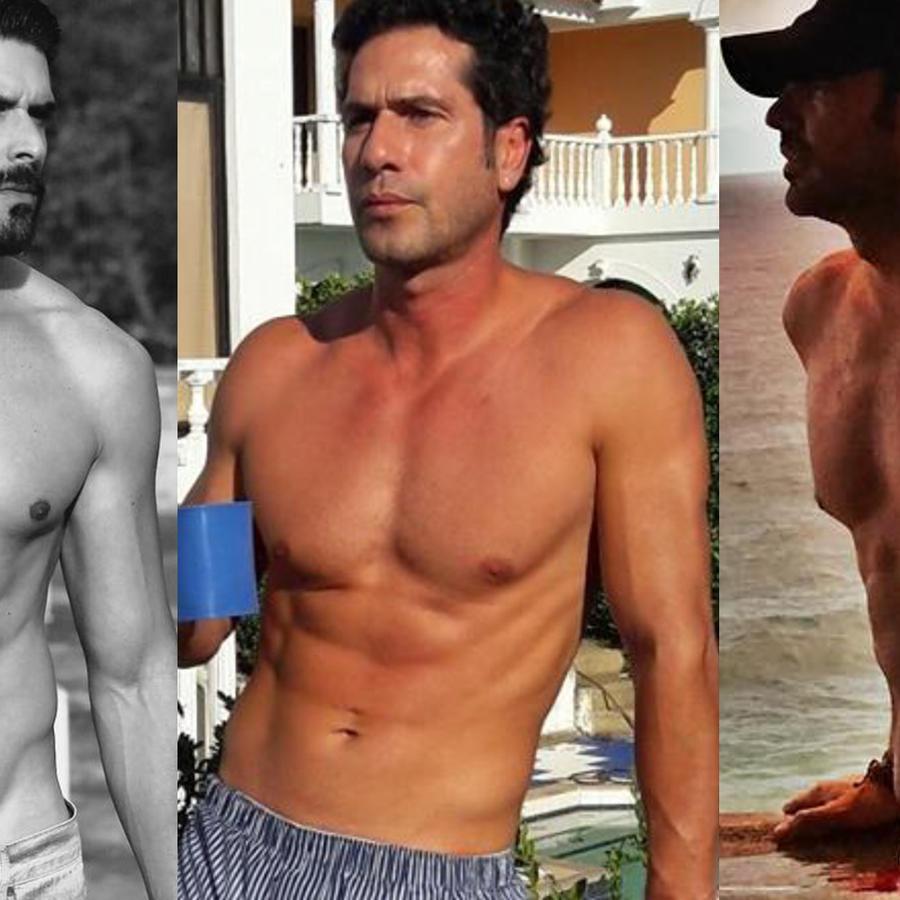 Cuerpo actores de novela, Lincoln Palomeque, Gregorio Pernía, Juan Pablo Llano