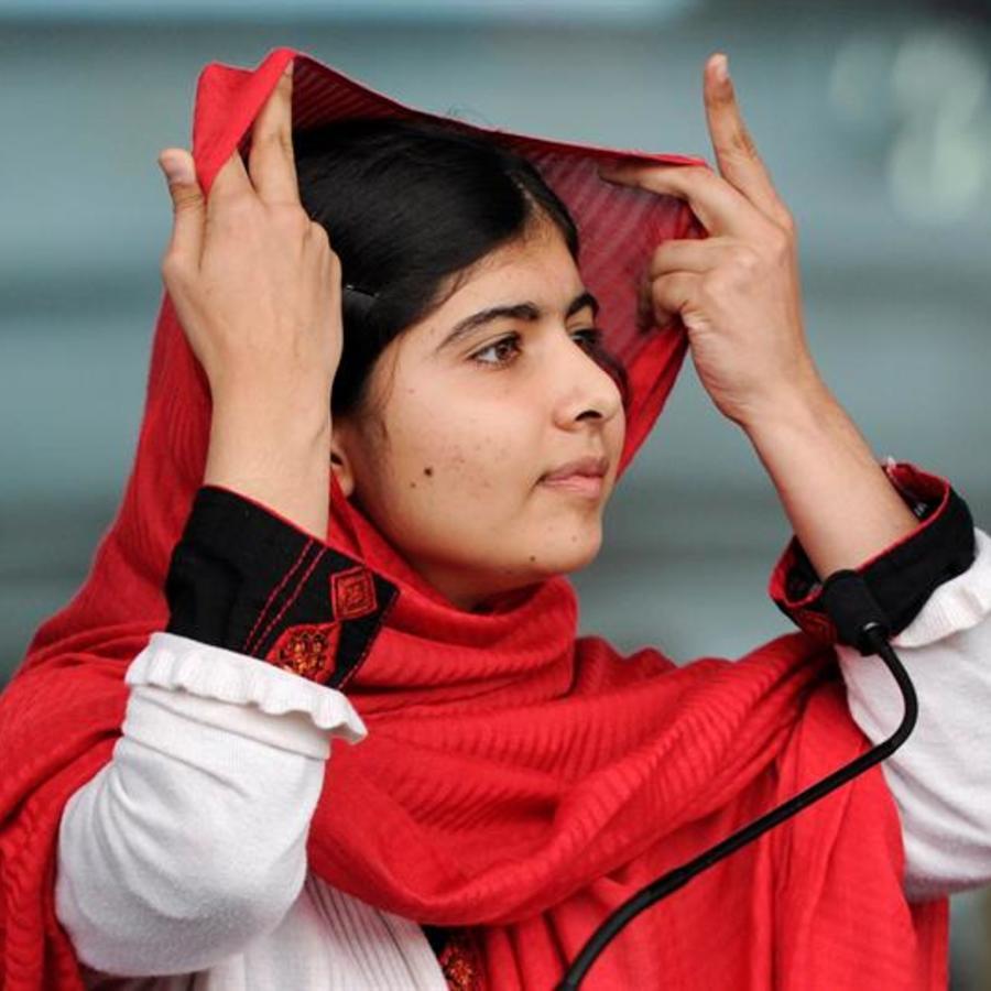 Malala Yousafzai, la niña premio Nobel de la Paz