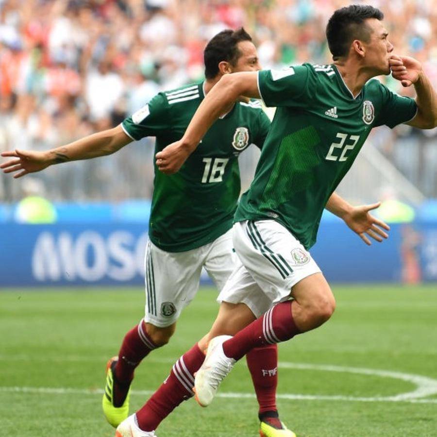 México Alemania HL