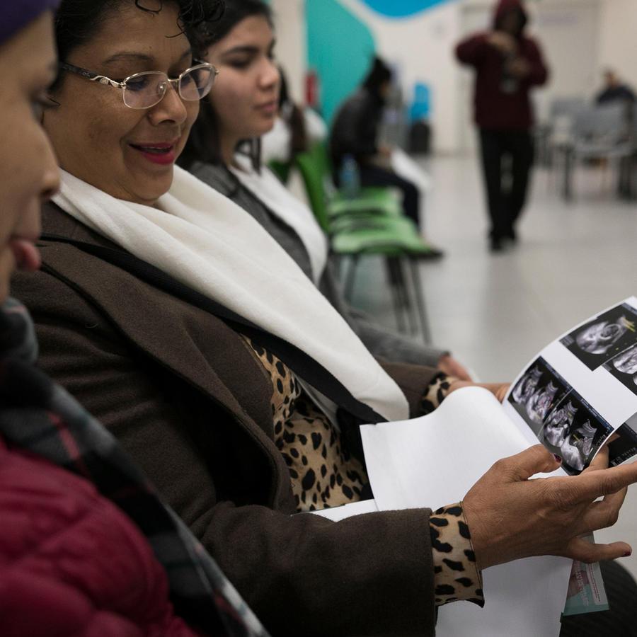 Vida después de caravana en México, embarazadas por doquier