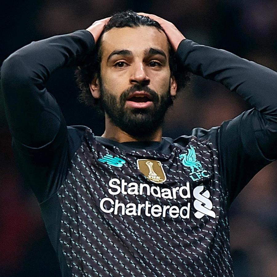 Salah en Liverpool