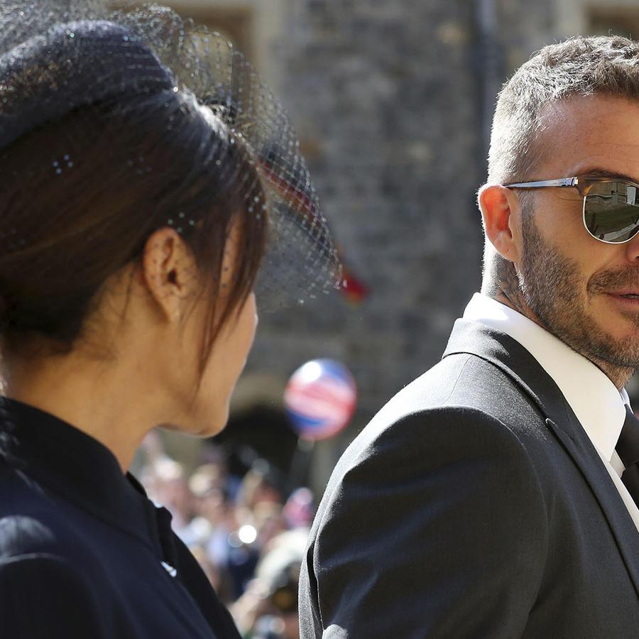 Imágenes de la boda real del Príncipe Harry y Meghan Markle