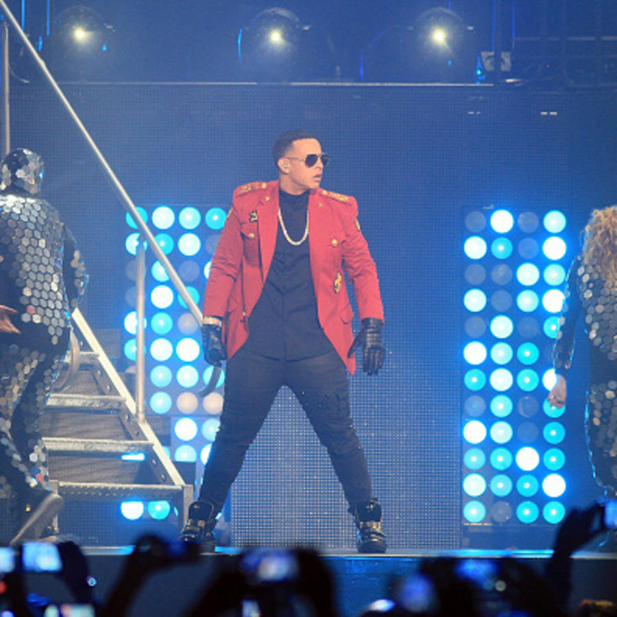 Concierto The Kingdom: Daddy Yankee vs. Don Omar - Puertoi Rico 2015