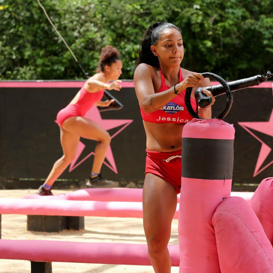 Dayleen Santana y Jessica Parrilla