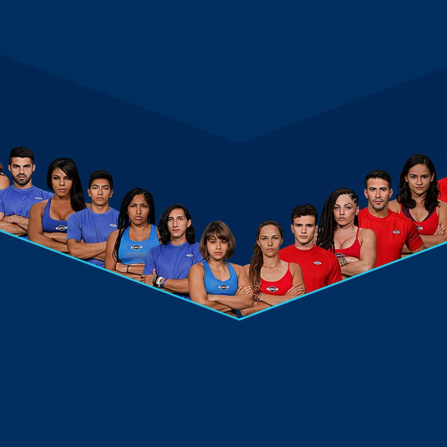 Participantes de Exatlón Estados Unidos Temporada 1