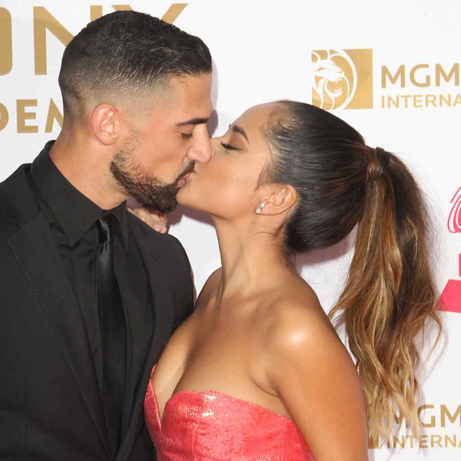 US-MUSIC-ENTERTAINMENT-LATAM-GRAMMY-PERSON OF YEAR-ARRIVALS
